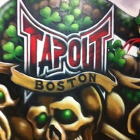Photo taken at Tapout Boston Training Center by Oscar on 6/29/2011