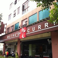 Photo taken at Muthu's Curry Restaurant by 종진 허. on 9/11/2012