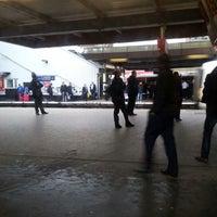 Photo taken at Platform 4 by Daniel D. on 1/25/2012