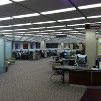 Photo taken at AU – Bender Library by Stuart W. on 9/14/2011