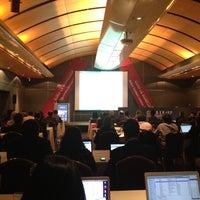 Photo taken at GSMA Latin America #37 by Rodrigo S. on 4/23/2012