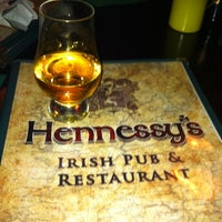 Photo taken at Hennessy's Irish Pub & Restaurant by Ray C. on 10/2/2011