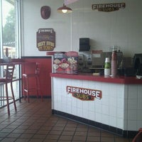Photo taken at Firehouse Subs by ROBERTO N. on 9/18/2011
