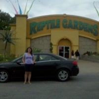 Photo taken at Reptile Gardens by Rachel S. on 8/19/2011