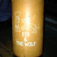 Photo taken at Edi & The Wolf by Britt B. on 5/24/2012
