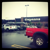 Photo taken at Wegmans by Emily E. on 5/29/2012