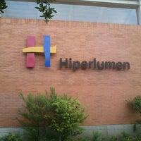 Photo taken at Hiperlumen by Arturo P. on 2/5/2012
