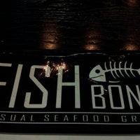 Photo taken at FishBonz Grill by Carla S. on 8/29/2012