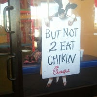 Photo taken at Chick-fil-A by Paul E. on 1/28/2012