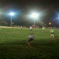 Photo taken at Patterson Park Kickball by Anna A. on 9/15/2011