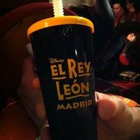 Photo taken at Teatro Lope de Vega by Viviana C. on 3/17/2012