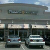 Photo taken at Panera Bread by Jessie on 6/21/2011