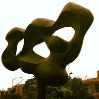 Photo taken at Bellevue Sobriety Garden by Heather K. on 6/6/2012