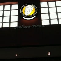 Photo taken at Senhora Pizza by Wagner M. on 9/11/2011
