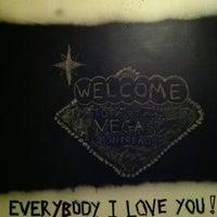 Photo taken at Vegas by Jason M. on 10/1/2011