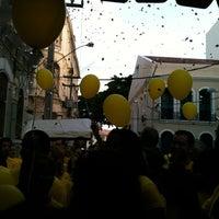 Photo taken at Folha de Pernambuco by Priscilla A. on 4/5/2012