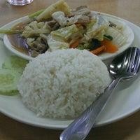 Photo taken at Sukimye Hainan Kopitiam by Hpone Myint W. on 6/22/2012