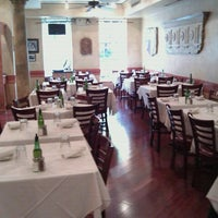 Photo taken at Trattoria Roma by Israel H. on 4/20/2012