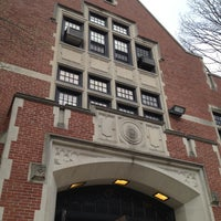 Photo taken at Clark University - Atwood Hall by Valerie R. on 3/24/2012