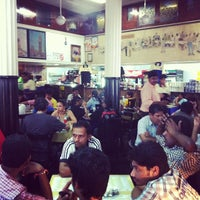 Photo taken at Leopold Café by Olga T. on 8/19/2012
