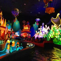 Photo taken at It's a Small World by Thomas C. on 8/25/2012