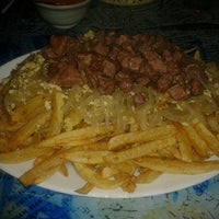 Photo taken at Chorrillanas by Juanjo P. on 5/26/2012
