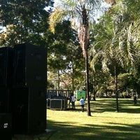 Photo taken at Parque Ecológico Maurilio Biagi by Laura F. on 5/27/2012