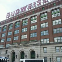 Photo taken at Anheuser-Busch Brewery Experiences by Ethan H. on 3/24/2012