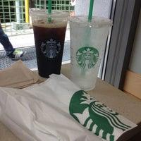 Photo taken at Starbucks by Loni on 8/1/2012