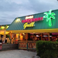 Photo taken at Frenchy's Rockaway Grill by Allen S. on 4/29/2012