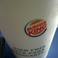 Photo taken at Burger King by Cindy M. on 8/31/2012