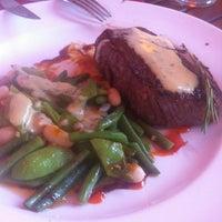 Photo taken at Tauro Angus Steaks & Pasta by Karsten W. on 6/19/2012