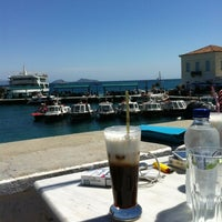 Photo taken at Roussos by Nikos K. on 4/14/2012