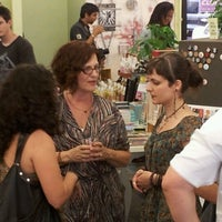 Photo taken at Handmade Galleries LA by Handmade G. on 7/21/2012