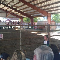 Photo taken at Plumas County Fairgrounds by Randy M. on 8/9/2012