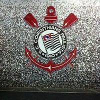 Photo taken at Sport Club Corinthians Paulista by Renan M. on 3/26/2012