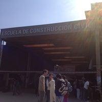 Photo taken at Escuela de Construcción Civil UC by Jorge on 9/5/2012