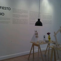 Photo taken at Galería Mexicana de Diseño by Ciky C. on 6/2/2012