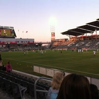Photo taken at Dick's Sporting Goods Park by Matt T. on 9/6/2012