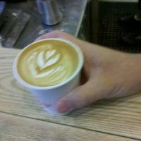 Photo taken at Happy Coffee by Nancy G. on 5/19/2012