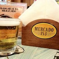 Photo taken at Mercado 153 by Elio G. on 5/12/2012
