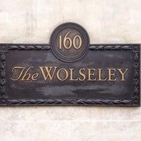 Photo taken at The Wolseley by Steven E. on 8/18/2012