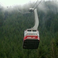 Photo taken at Grouse Gondola by Marleine D. on 3/11/2012