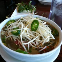 Photo taken at Pho Restaurant by Ursula S. on 5/7/2012