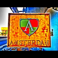 Photo taken at Amsterdam by Madd R. on 6/4/2012