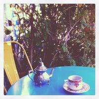 Photo taken at Casbah Café by Elina T. on 1/5/2012