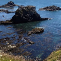 Photo taken at Yaquina Head Lighthouse by Daniel H. on 6/27/2012