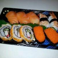 Photo taken at Sushi2Go by Carmen T. on 1/14/2012