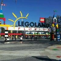 Photo taken at LEGOLAND® Florida by Sarunas R. on 1/21/2012