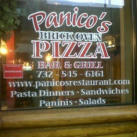 "Photo taken at Panico's Brick Oven Pizzeria by André ""roots bloody roots"" P. on 12/13/2011"
